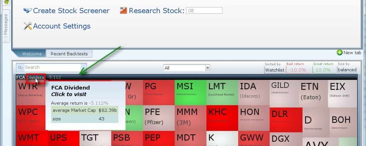 How to use a Watchlist